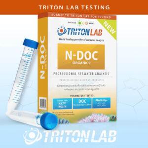 Triton N-DOC Test