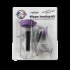 Flipper feeding kit 1